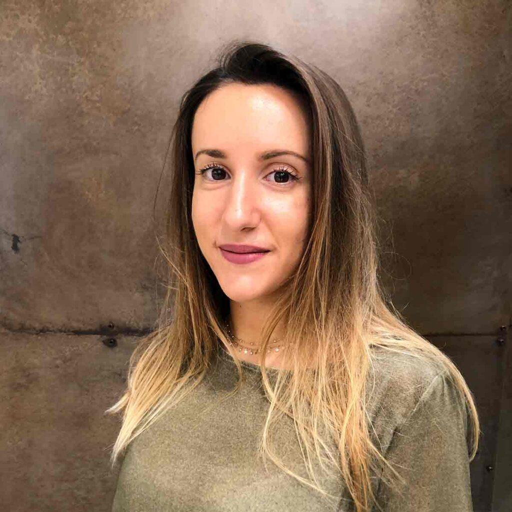 Emanuela personal shopper negozio moda Manganini abbigliamento Milano
