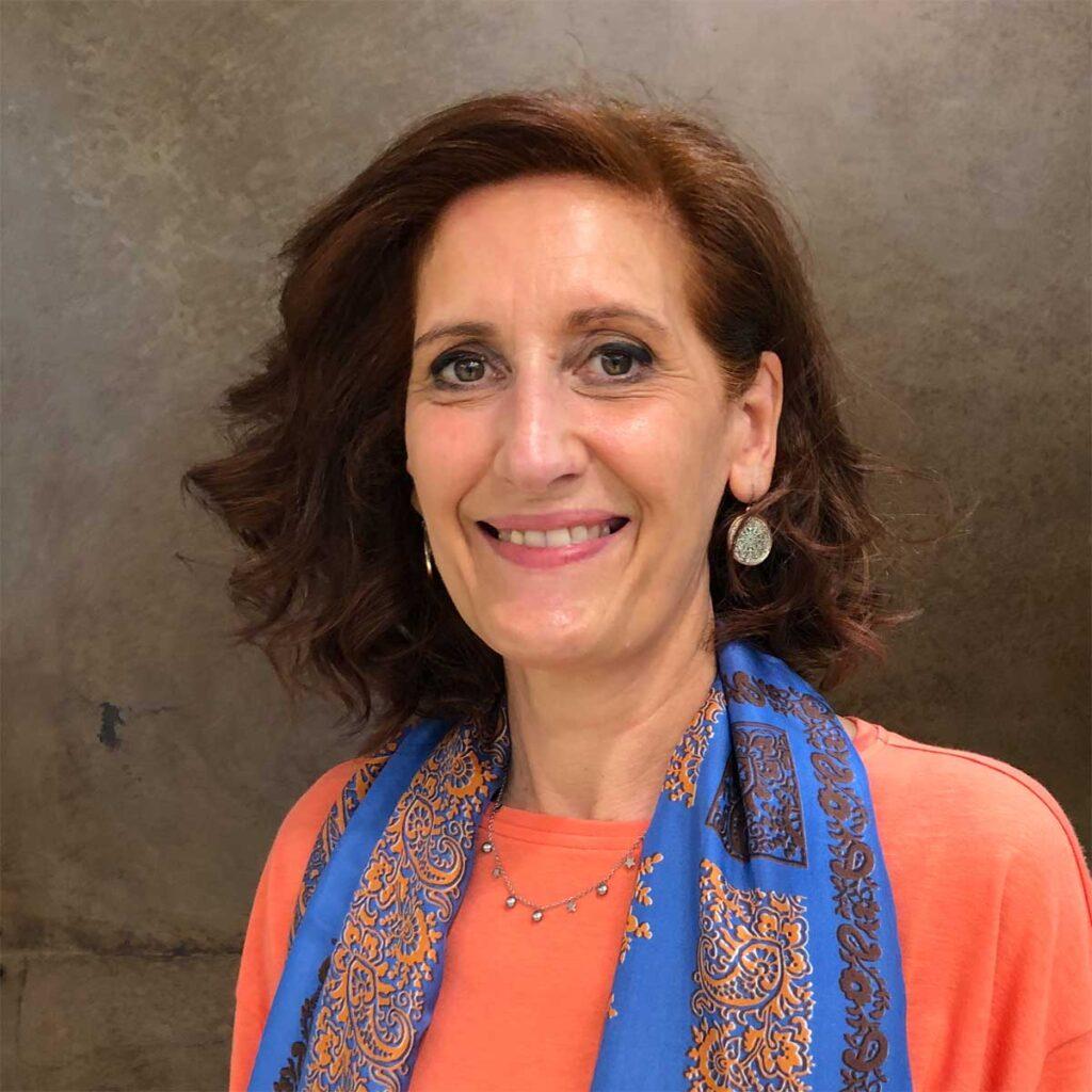 Paola personal shopper negozio moda Manganini abbigliamento Milano